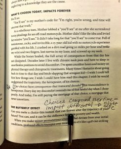 the art of marginalia